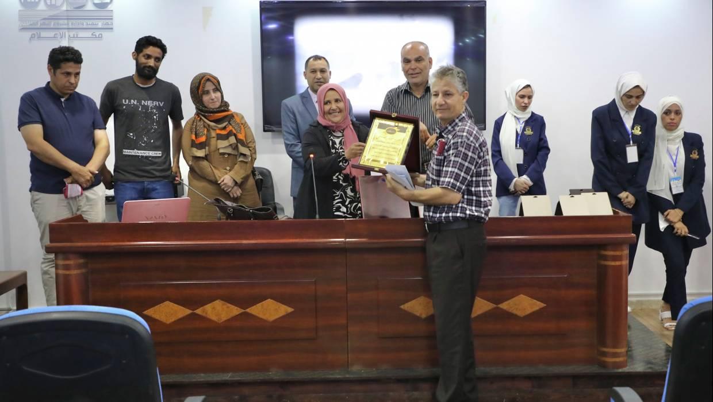 ندوة حول المياه في ليبيا بين التهديد والإهدار
